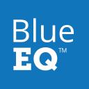Blue Eq logo icon