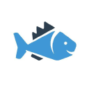 Blue Fish logo icon