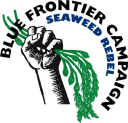 Blue Frontier Campaign logo