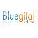 Bluegital Solution logo