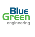 Blue Green Engineering logo