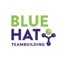 Blue Hat Teambuilding logo icon