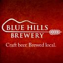 Blue Hills Brewery, Canton, MA logo