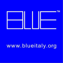 Blue Italy Manufacturing TM logo