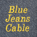 Blue Jeans Cable logo icon