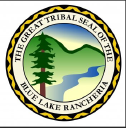Blue Lake Rancheria logo