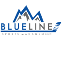 Blue Line Sports Management logo