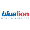 Blue Lion Moving & Storage logo