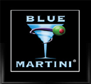 Blue Martini Lounge logo icon