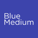Blue Medium Inc. logo