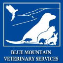 Blue Mountain Veterinary Services logo