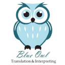 Blue Owl Translation & Interpreting logo