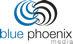 Blue Phoenix Media logo icon
