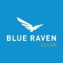 Blue Raven Solar logo icon