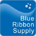 Blue Ribbon Supply Company logo