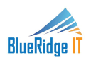 BlueRidge IT Services logo