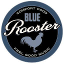 The Blue Rooster Bar logo