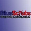 BlueScrubs HRx Employee Solutions logo