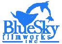 BlueSky Filmworks, Inc. logo