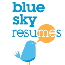 Blue Sky Resumes logo icon