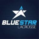 Blue Star Lacrosse logo icon