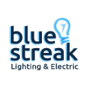 Blue Streak Lighting Services, LLC logo