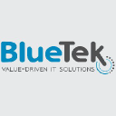 Bluetek Computers logo