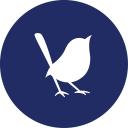 Blue Wren logo icon
