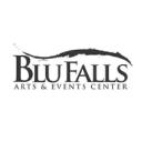 Blu Falls Arts & Events Center logo