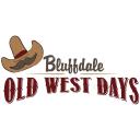 Bluffdale Old West Days logo