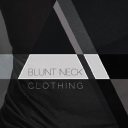 Blunt Neck Clothing Co. logo