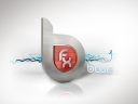 BlurFX Design logo