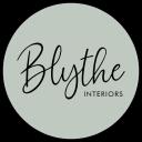 BLYTHE INTERIORS logo