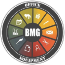 BMG Office Equipment logo