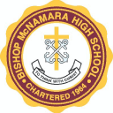 Bishop McNamara High School logo