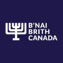 B'nai Brith Canada logo icon