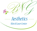 BNG Aesthetics Medical Spa and Laser Center logo