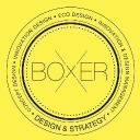 BOxER design&strategy logo