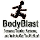BodyBlast Fitness Company logo