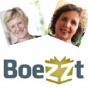 Boezzt, for books & business logo