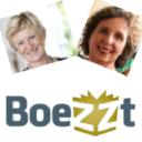 Boezzt, for books & business logo