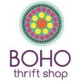 BOHO Thrift Shop Logo
