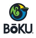 Boku Super Food logo icon