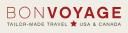 Bon Voyage logo icon