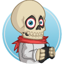 Bone-idle.ie logo