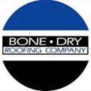Bone Dry Roofing Company logo