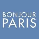 Bonjour Paris logo icon