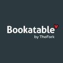 Bookatable logo icon
