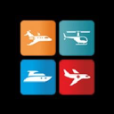 Book My Charters logo icon