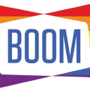 Boom Broadcast & Media Relations logo